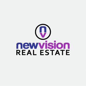 new vision real estate logo