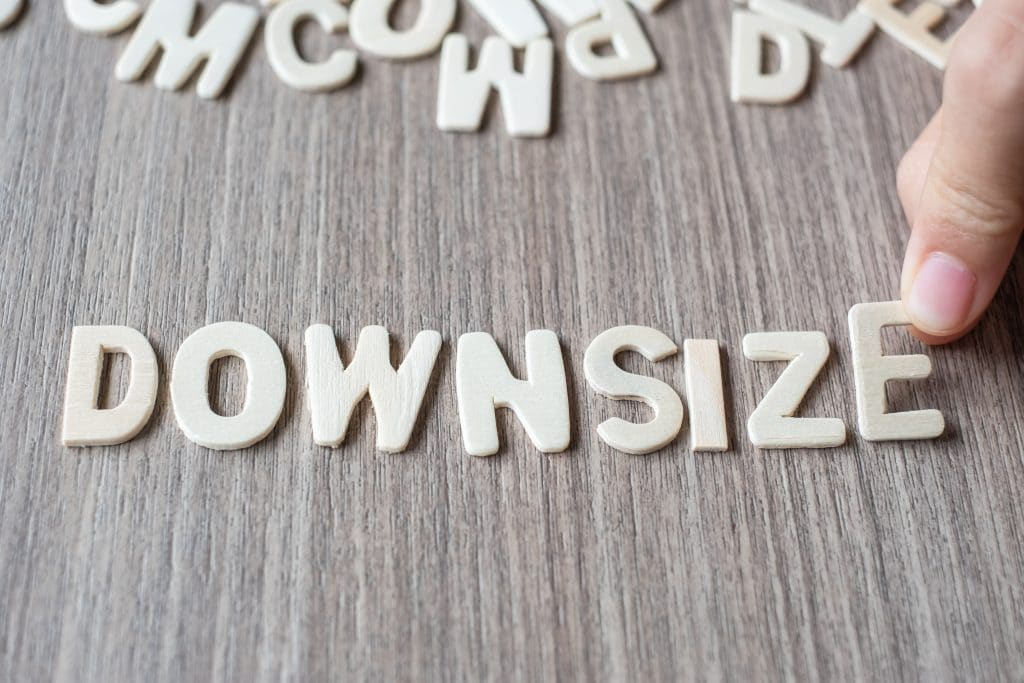 downsize image| Top tips for downsizing