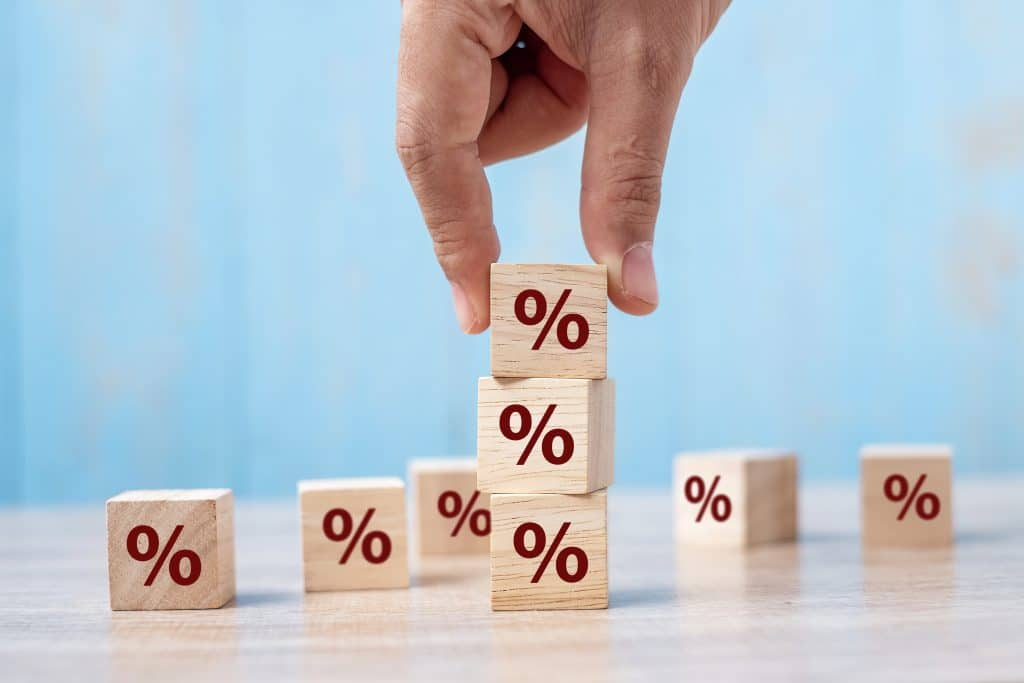 wooden blocks | How interest rates affect real estate