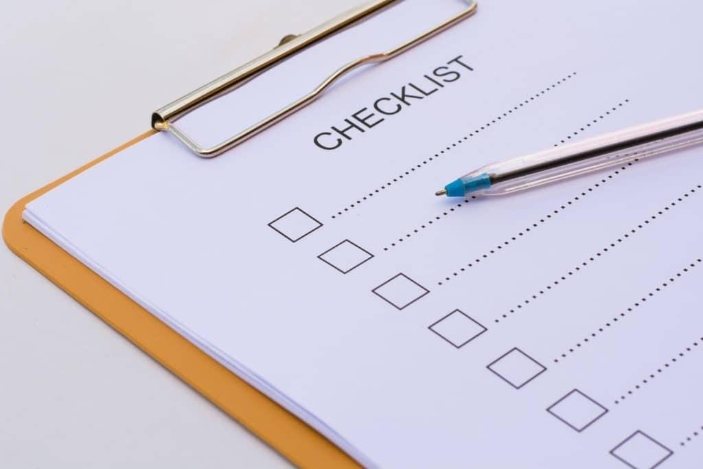  Your endoffinancialyear property tax checklist